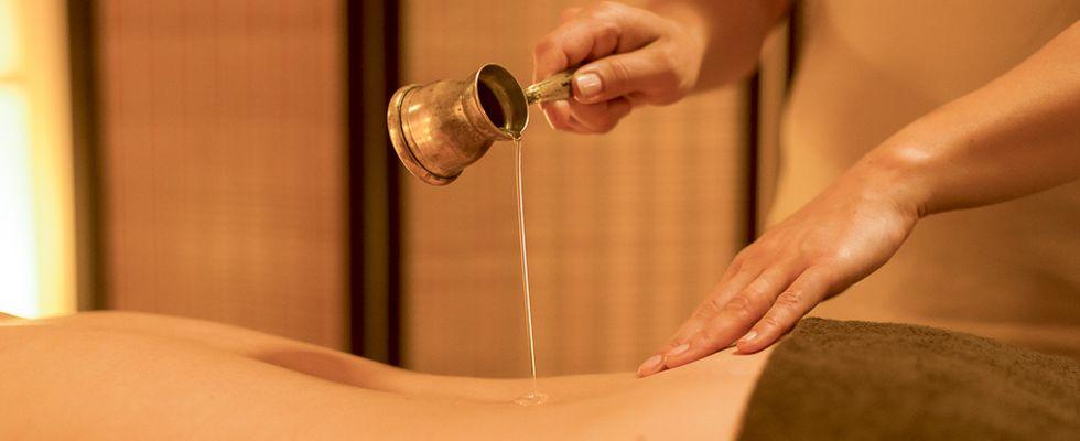 Abhyanga – ajurwedyjski masaż ciała